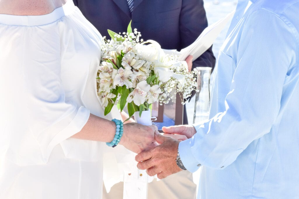 Real Wedding at Founders Park