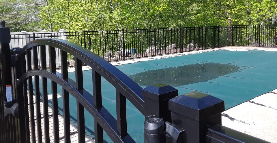 Pool Code Aluminum Fence