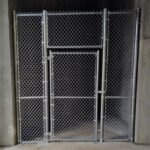 10_ Galvanzied Chain Link Security Fence
