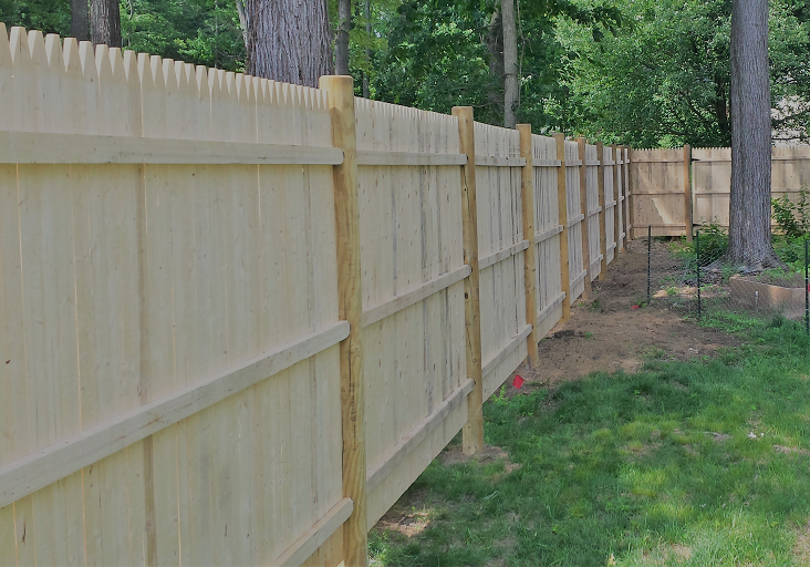white-pine-wood-fence