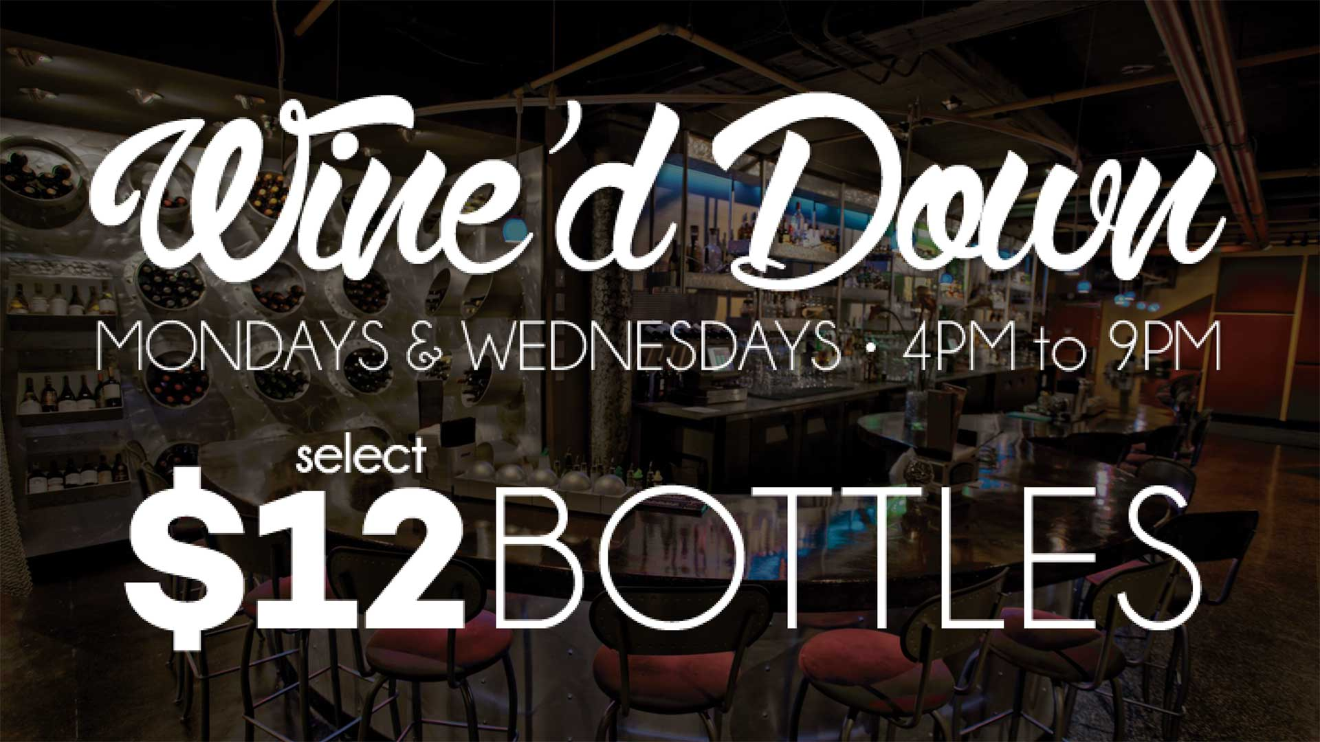 Wine'd Down Wednesday
