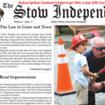 In This Week's Print Edition… August 6, 2014