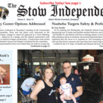 In This Week's Print Edition… Oct. 1, 2014