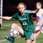 OT Goal Sends Girls Soccer to Finals… Nov. 12, 2014