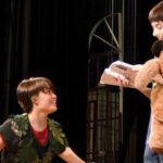 Peter Pan Flies Into Nashoba…March 4, 2015