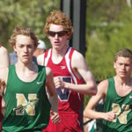 Despite Loss, Boys Track is in the Running… May 13, 2015