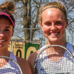 Girls Tennis Clinches Postseason Spot… May 13, 2015