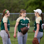 Softball Earns Share of League Title… May 20, 2015