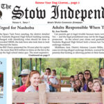 In This Week's Print Edition…May 20, 2015