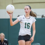 Volleyball Keeping an Eye on the Prize…Sept. 9, 2015