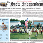 In this week's Print Edition… September 16, 2015