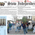 In this week's Print Edition…Nov. 25, 2015