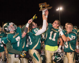 Still Undefeated: Nashoba football takes home Division 2 Title. See more on the story below.               www.SusanShaye.com