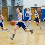 Undefeated Season for Hale Girls BBall…Feb. 17, 2016