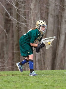 Girls Lax: Slow but Promising Start…April 20, 2016
