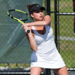 Girls Tennis Making their Mark…May 18, 2016