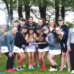Girls Tennis are District Champs… June 15 2016