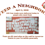 $5 Meals Go Toward Helping Neighbors