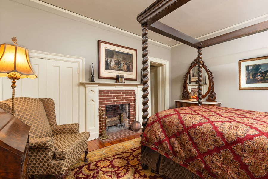 virginia bed and breakfast accommodations