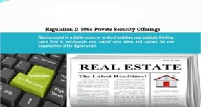 Joined our LinkedIn Group and Post your Reg D 506 (c) Deals for Free