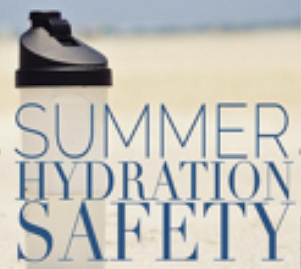 July Safety Corner – Dehydration