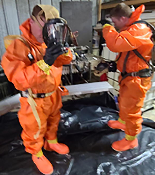 Latest Response – Release of Methylene diphenyl isocyanate (MDI)