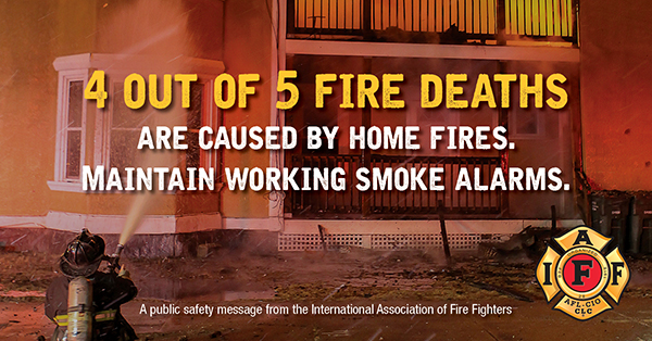 October Safety Corner – Fire Prevention