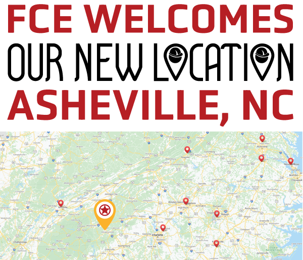 First Call Environmental welcomes our newest location, Asheville, NC