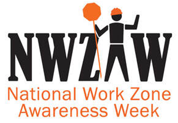 April Safety Corner – Work Zone Safety