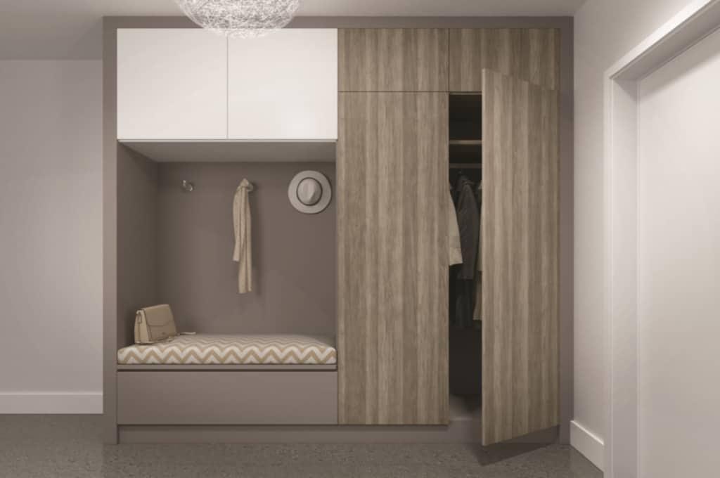 European bedroom cabinets