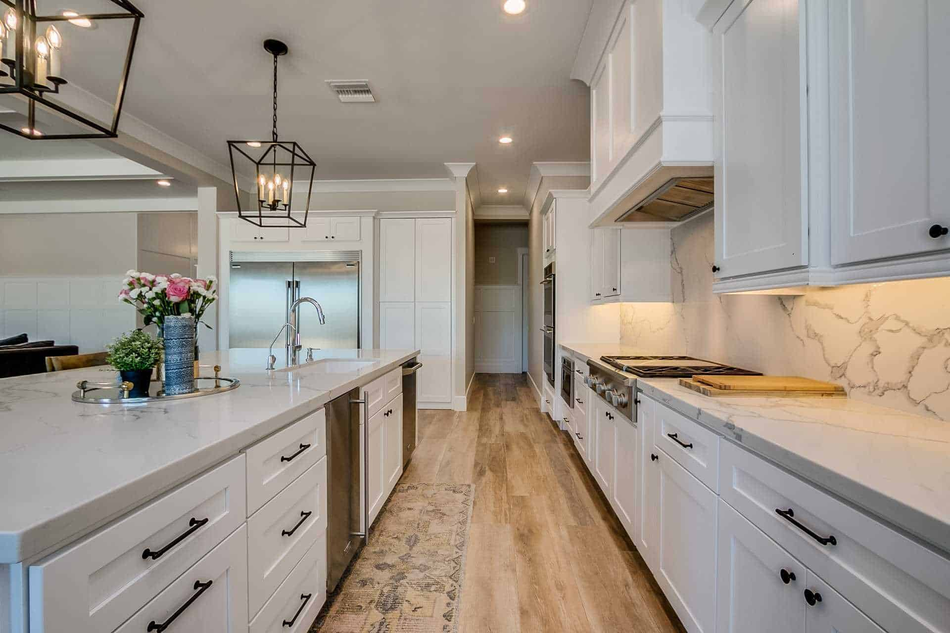 Madera custom kitchen cabinets 3