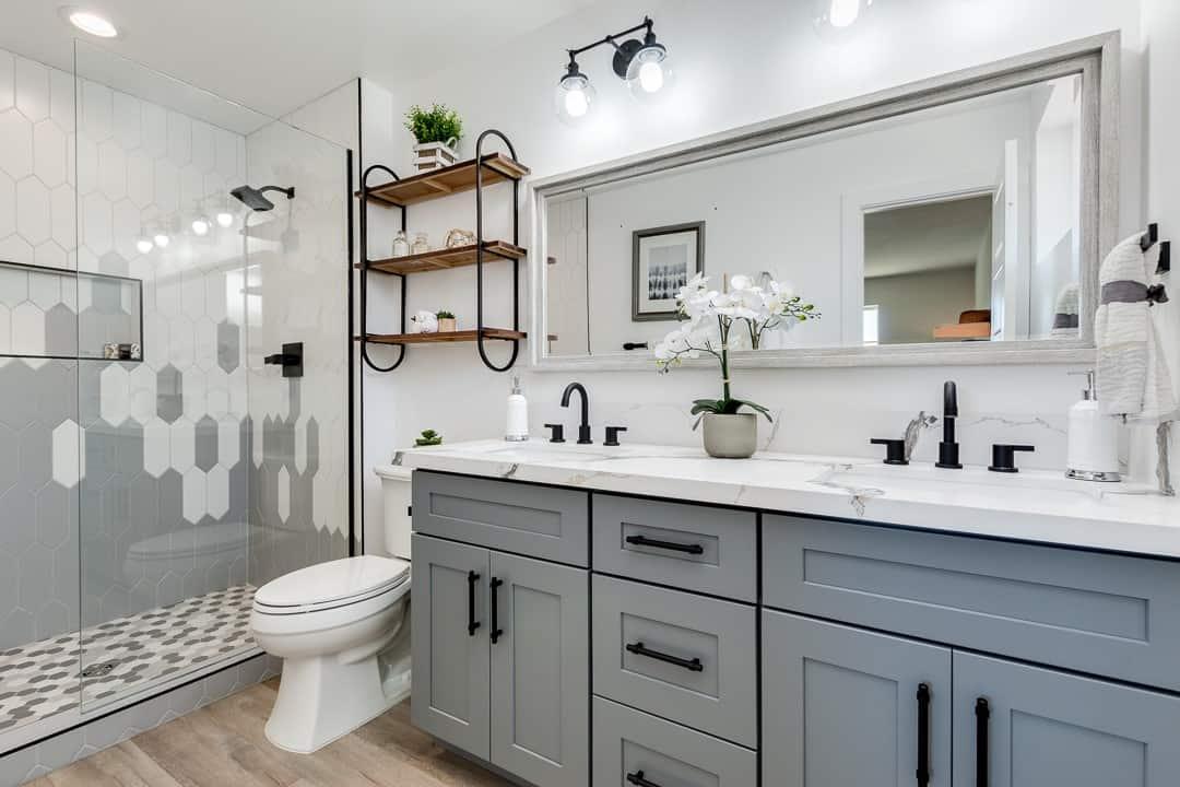 custom bathroom cabinets in arizona