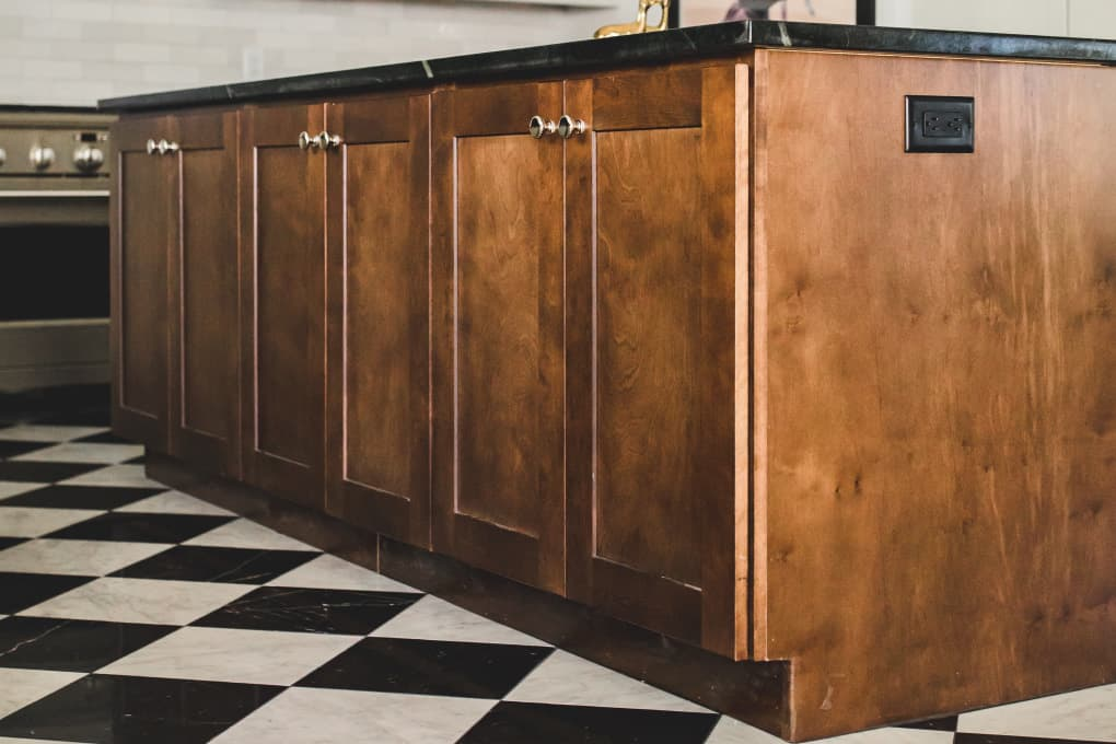 custom intalled cabinets made in usa