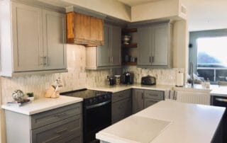 Modern Farmhouse Kitchen Cabinets AZ
