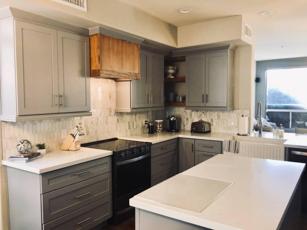 Modern Farmhouse Kitchen Cabinets AZ