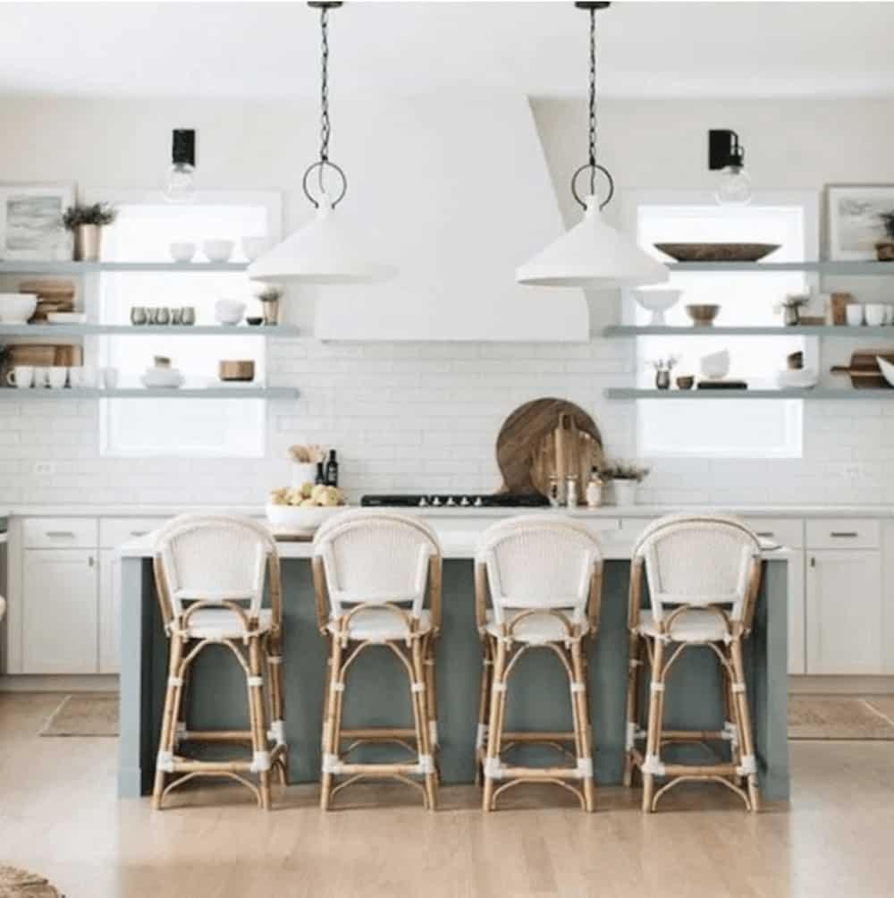 Open Kitchen Shelves Phoenix