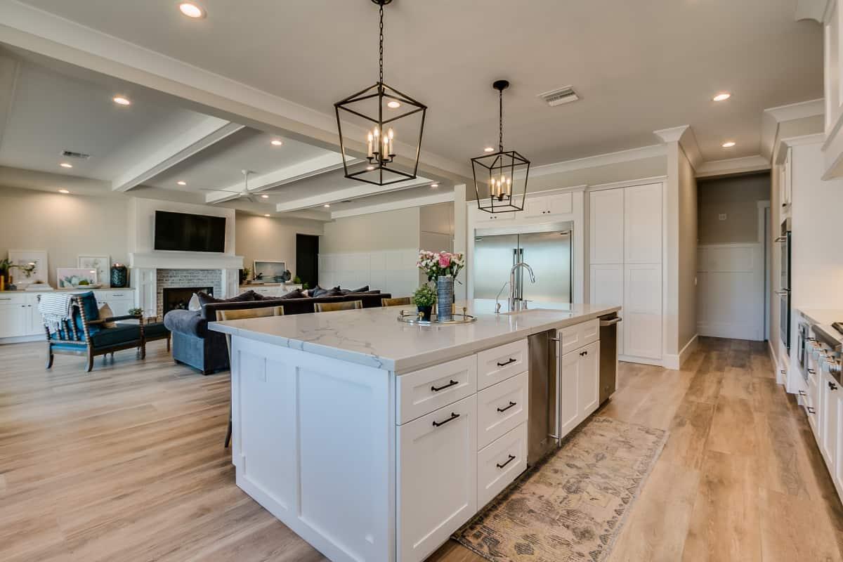 Renovated kitchen cabinets in phoenix az