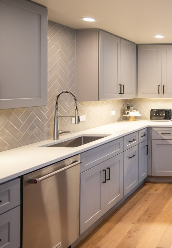 grey kitchen cabinets mesa az 2