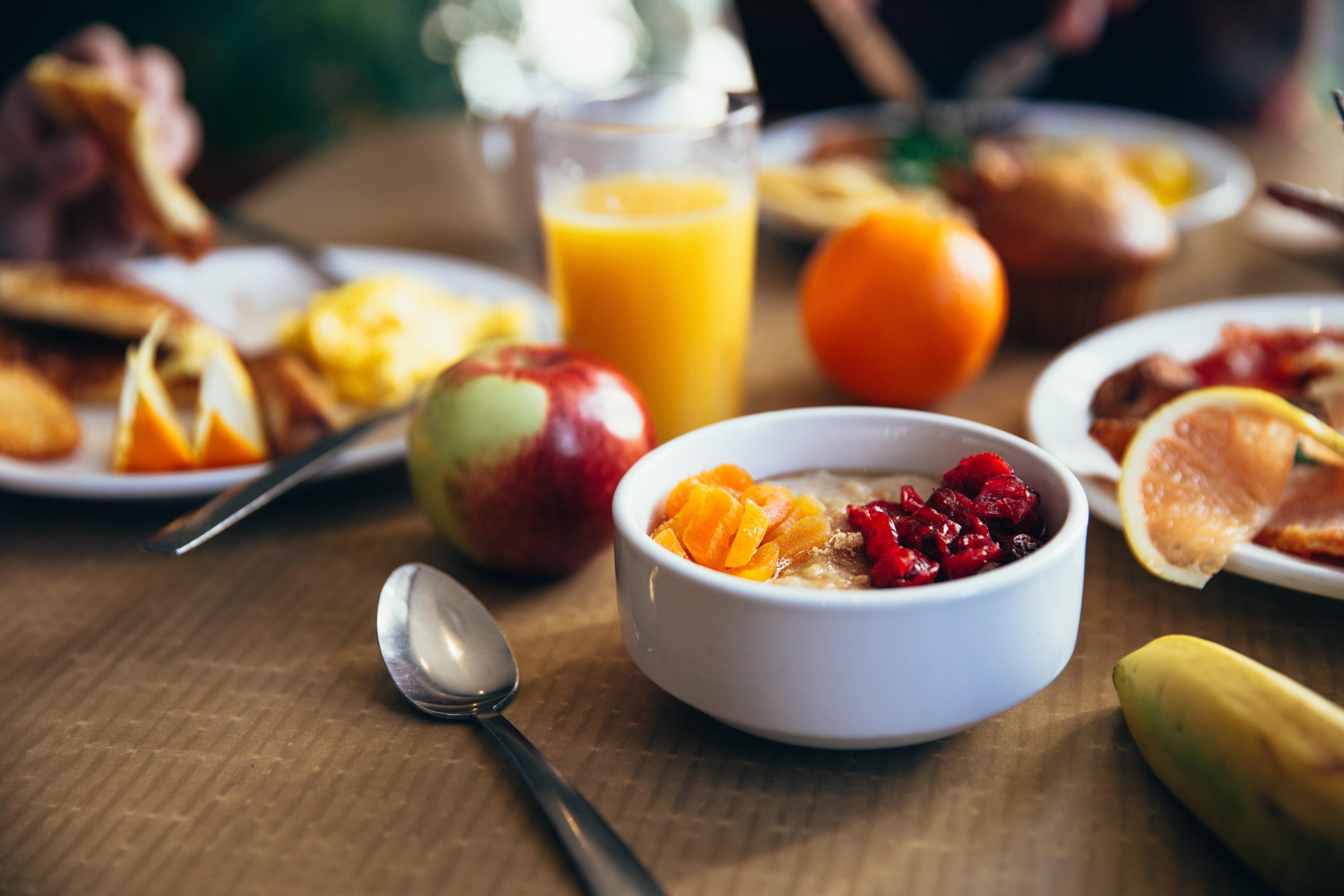 Easy Back-To-School Breakfasts