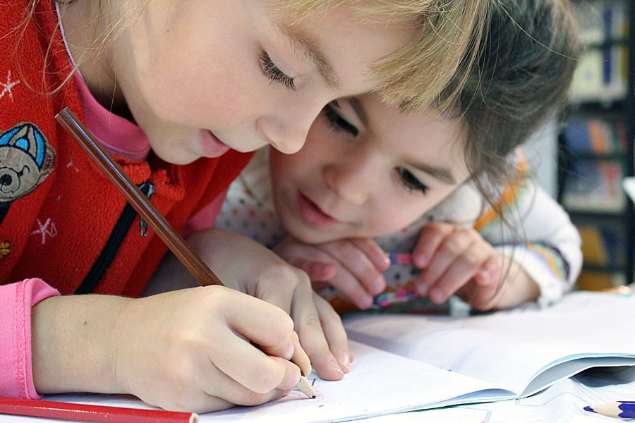 How to improve children's concentration skills