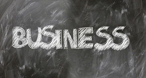 Image of a business banner
