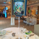 Book Themes Centerpiece - The land Of Stories