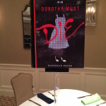 Giant Book Centerpiece Topper for Book Themed Bat Mitzvah Party