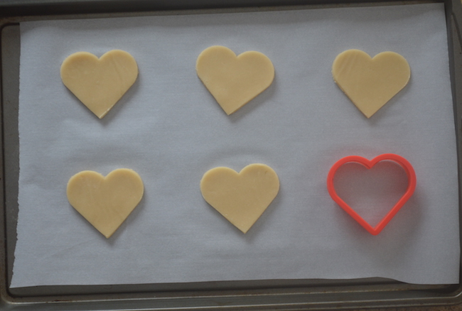 Cookie Cutter Heart-Shaped
