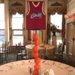 Multi-Sports Themed Bar Mitzvah Party