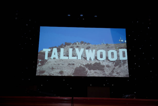 Hollywwood Themed Bat Mitzvah Party