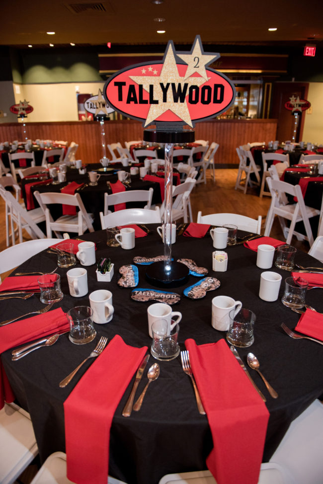 Hollywood-themed Bat Mitzvah Party