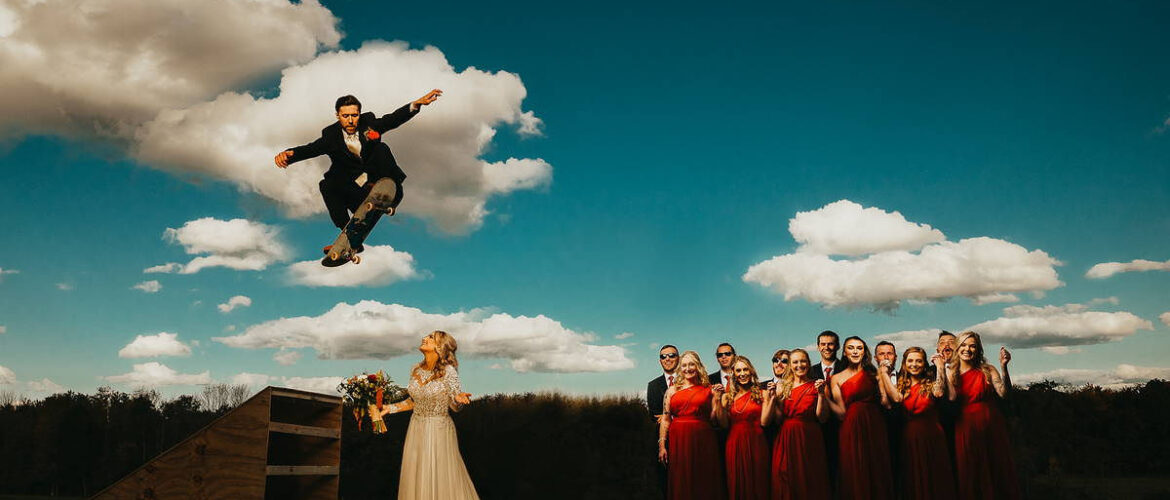 Tarah & Jordan's Fabulously Fun Fall Farm Wedding