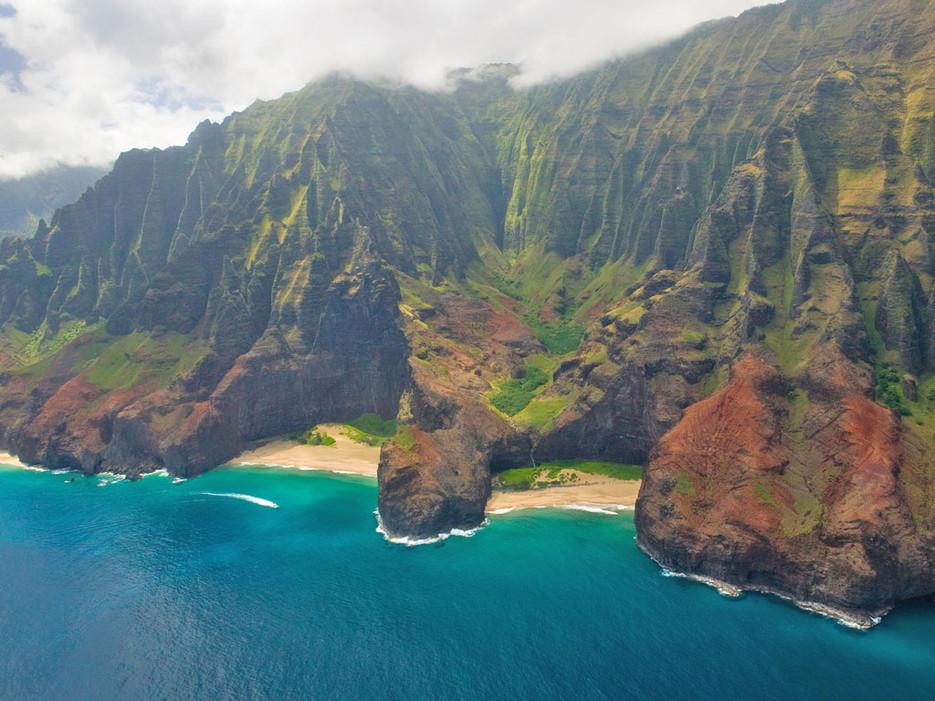 Honopu Beach, Kauai, HI