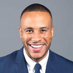 DeVon Franklin - Producer, Author, Speaker; CEO of Franklin Entertainment
